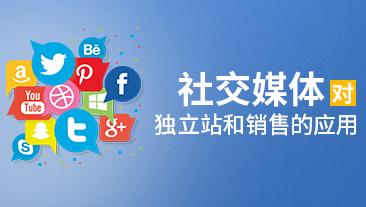 社交媒体对独立站和销售的应用